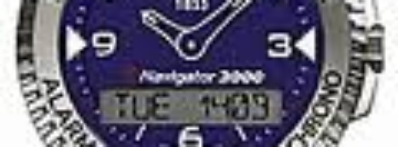 Tissot Announces New Tactile Watch: The Navigator 3000