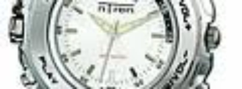 Review of the nTren MP3 Watch