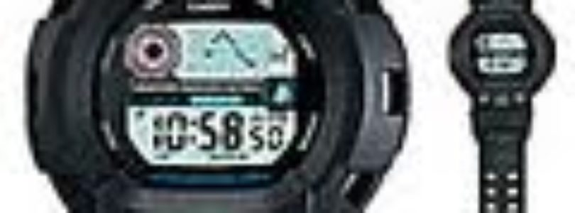 The Vibrating Casio G-Shock GW-400CJ
