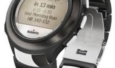 Review of the Suunto n6HR MSN Direct Watch