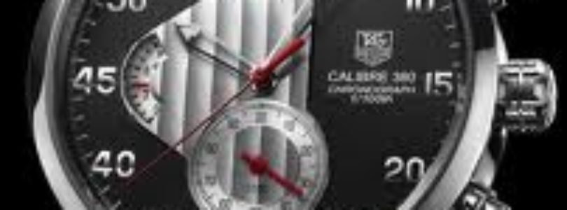 The TAG Heuer Calibre 360