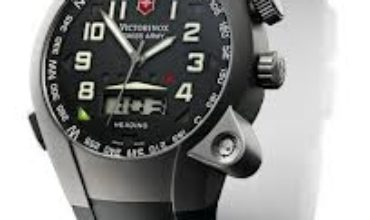 The New Victorinox Swiss Army ST 5000 Digital Compass Watch
