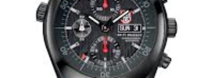 The Luminox Blackbird 9000 Series