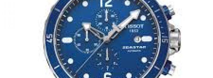 The Tissot Seastar Chronograph