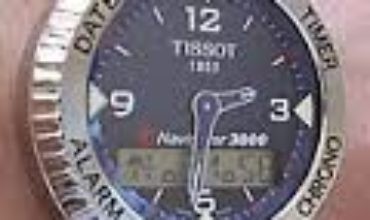 Review of the Tissot T-Navigator 3000
