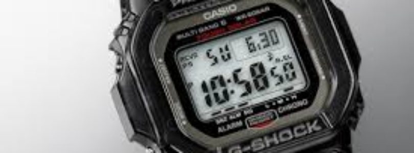 Review of the Casio G-Shock GW-5600 Retro Digital Watch