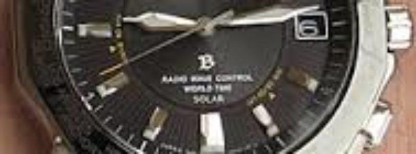 Review of the Seiko Brightz World Time Solar Atomic Watch