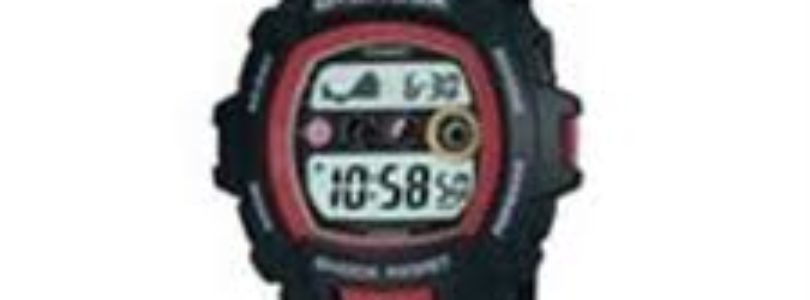 Casio Introduces a New Vibrating G-Shock