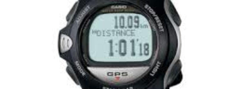 Casio Introduces New GPS Watch: GPR-100-1JR