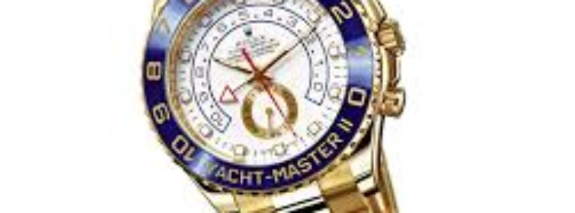 The New Rolex Yacht-Master II