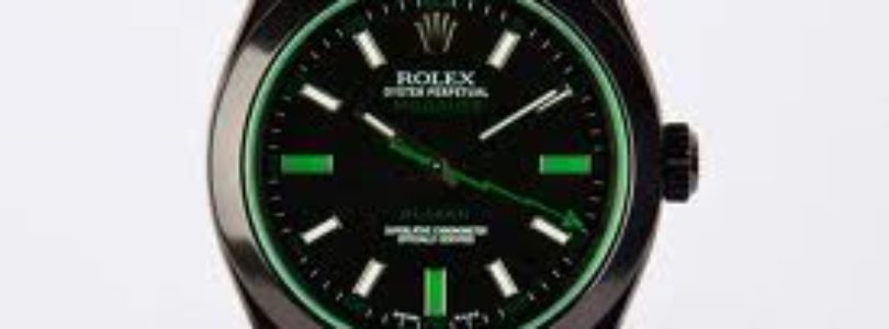 The New Rolex Milgauss