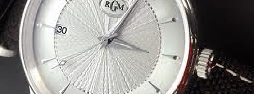 RGM Watches: True American Timepieces