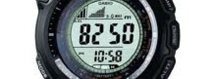 Review of the Casio Pathfinder PAW1300-3V