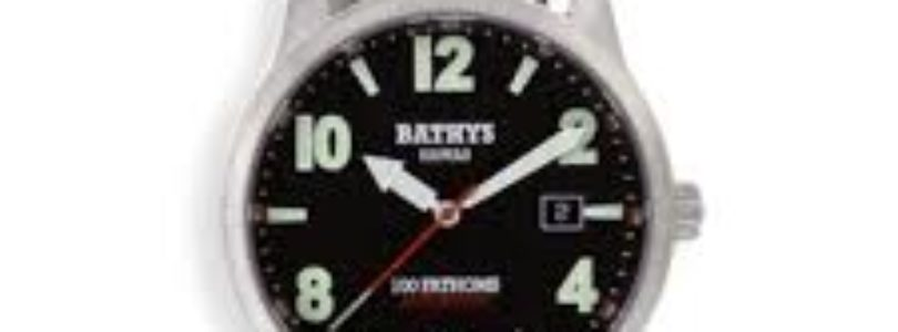Review of the Bathys 100 Fathom Automatic