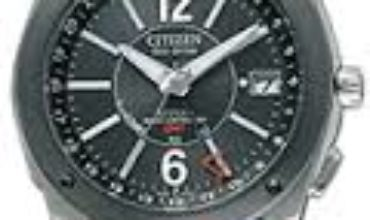 The Citizen Attesa GMT (ATD53-2903)