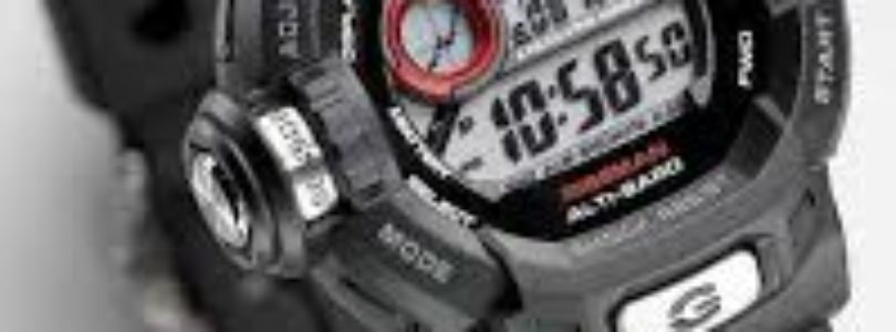 The New Casio G-Shock Riseman GW-9200 Continues G-Shock and Pathfinder Integration