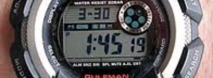 Review of the Casio G-Shock Gulfman (GW-9100)