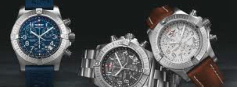 The New Breitling Avenger Seawolf Chronograph