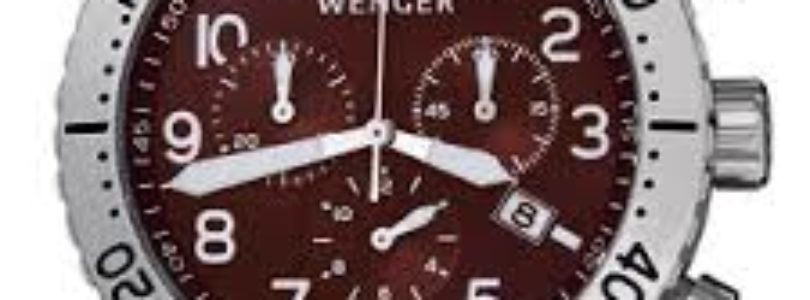 The Wenger AeroGraph Countdown Chrono