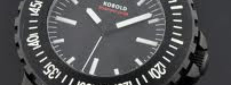 Review of the Kobold Soarway Diver