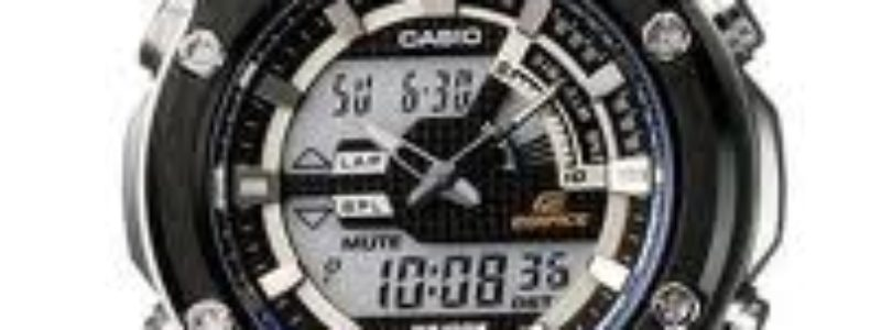Review of the Casio Edifice EFX700D-1A1V