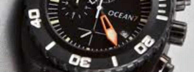 Interview with Mitch Feig of Ocean7 Watch Co.