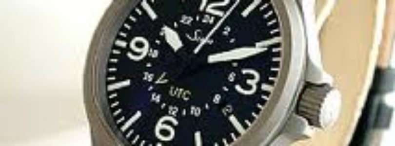 Review of the Sinn 856 UTC