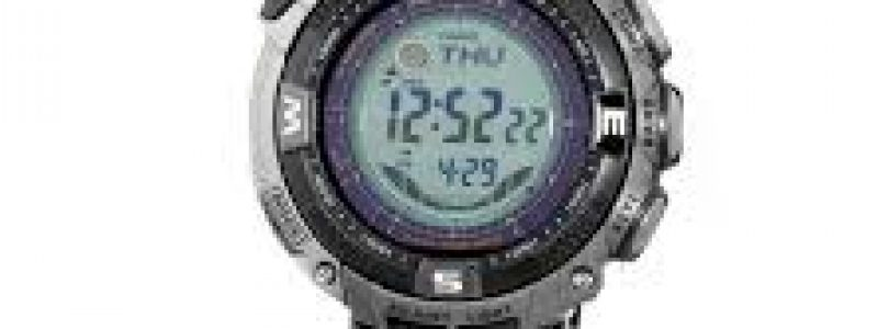 Review of the Casio Pathfinder PAW1500T-7V