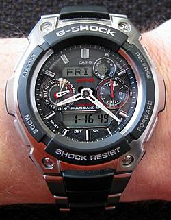 casio g shock mtg manual