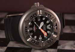 "Citizen-BJ8040-01E-Titanium-""EcoZilla"""