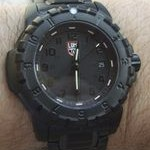 "Luminox-6402-""Blackout"""