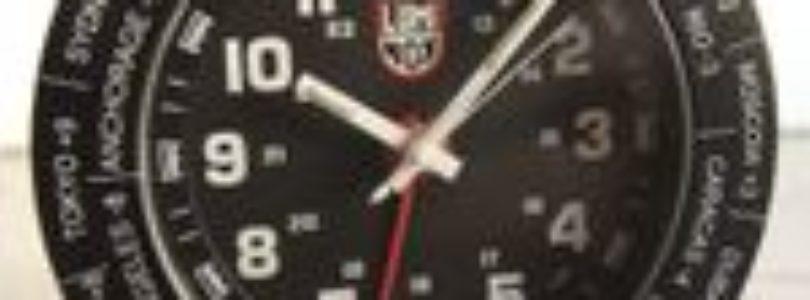 Luminox LWAC-B-Travel-Alarm-Clock