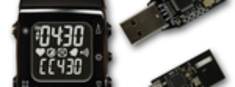 EZ430-Chronos-from-Texas-Instruments