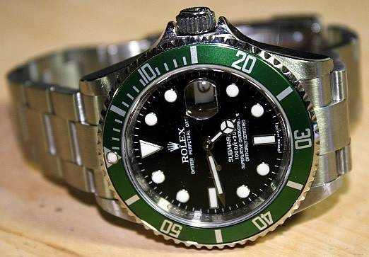 Review of the Rolex Submariner 50th Anniversary Edition ...
