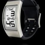 Phosphor-World-Time-E-Ink-Watch