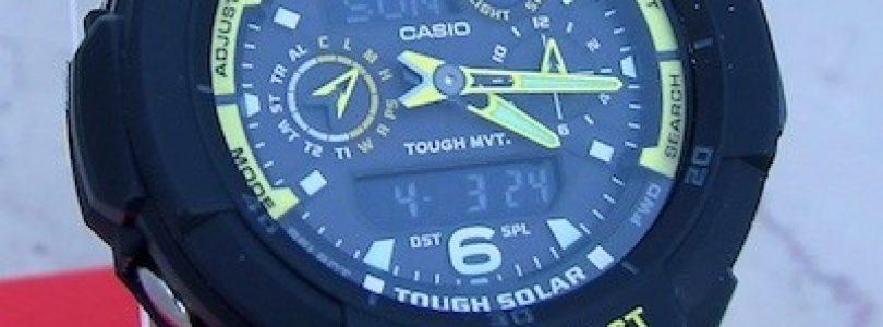 Casio GW-3500B-1A Review