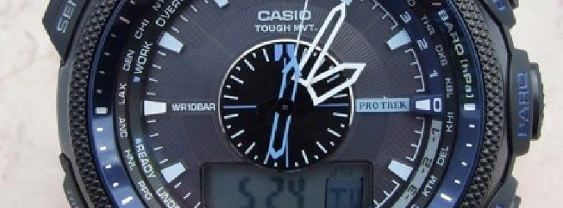 Casio PRW-5000Y-10R Review