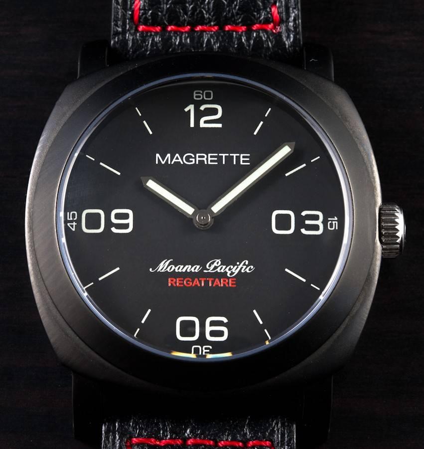 Review: Magrette Regattare 2011 - Worn & Wound