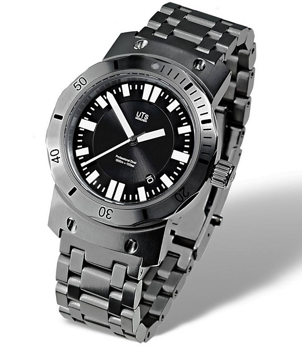 An introduction to uts watches for Dive watch