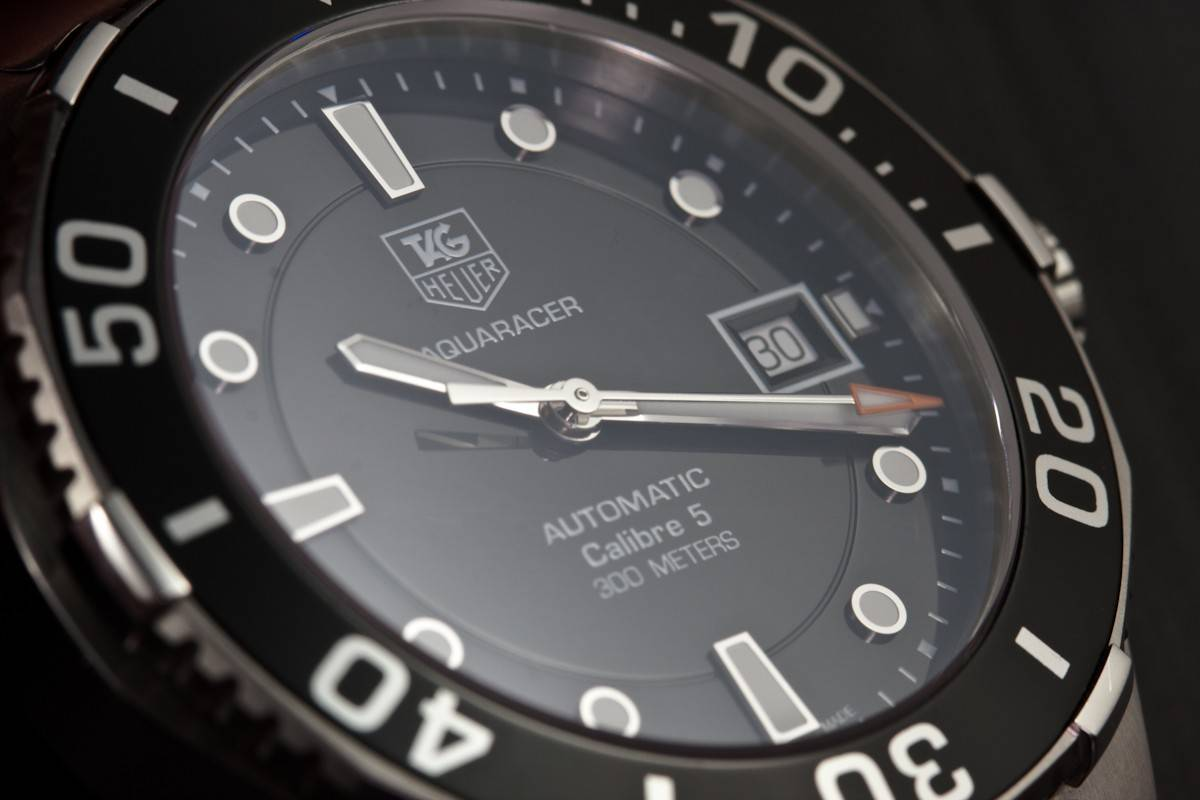 This Tag: Tag Heuer Aquaracer WAN2110 Review