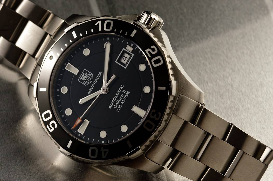 Tag Heuer Aquaracer WAN2110 Review