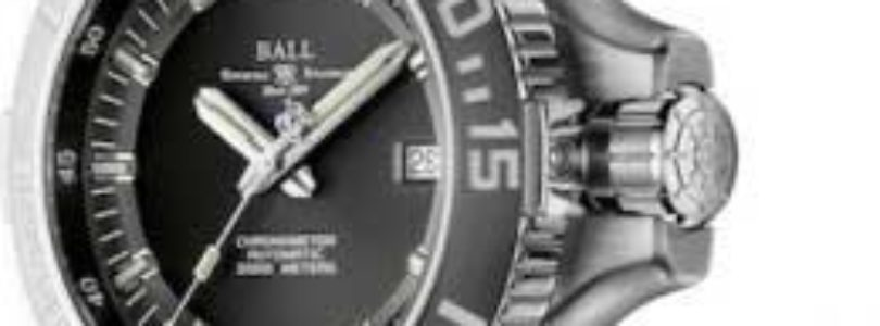 The Ball DeepQuest 3000m Diver