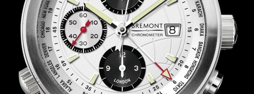 Bremont and the ALT1-WT World Timer