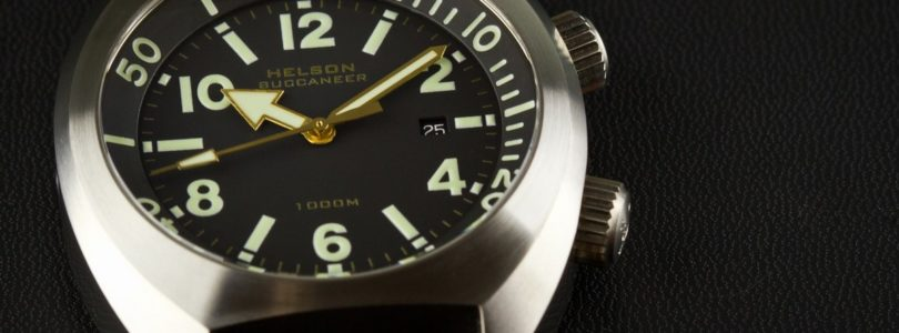 Exclusive Hands-On With The New Helson Buccaneer 47mm