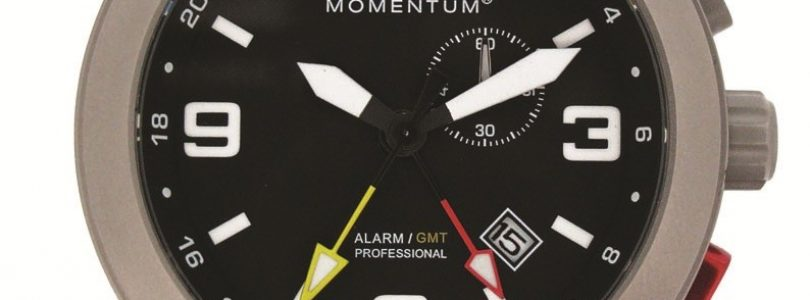Momentum Announces the Vortech GMT (with an Alarm!)