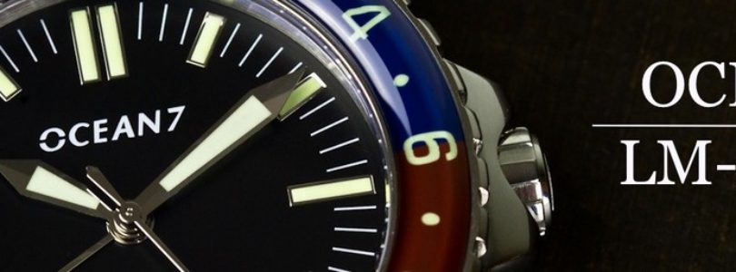 OCEAN7 LM-5 GMT Review
