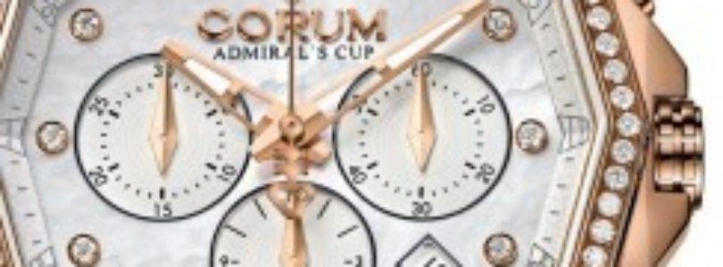Corum Admiral's Cup Legend 38 Chronograph