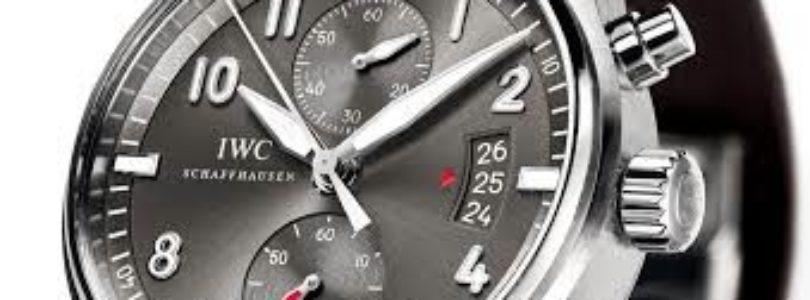 IWC Schaffhausen Spitfire Chronograph