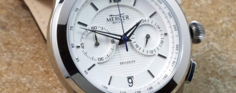 Mercer Brigadier Chronograph