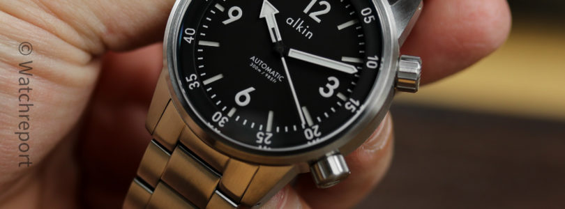 Alkin Model Two Watch Reveiw